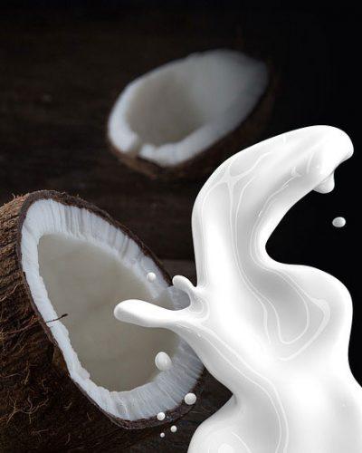 Lait de coco - Fragrance cosmétique et parfum pour bougies