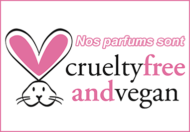 Parfums cruelty free et vegan