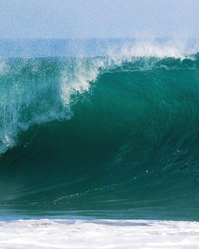 Brise océanique - Parfum bougie et fragrance cosmétique