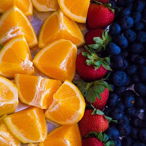 Fruits d'été - Parfum bougie et fragrance cosmétique