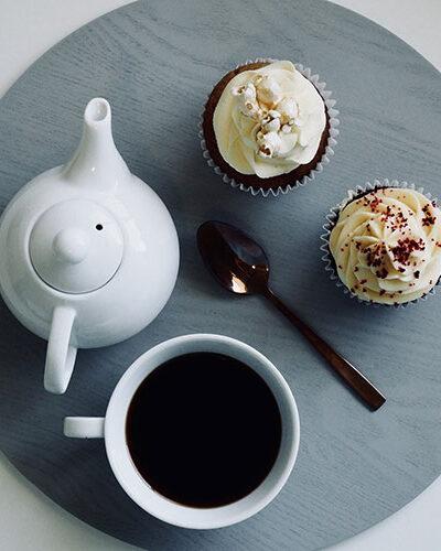 Tea time - Parfum bougie et fragrance cosmétique