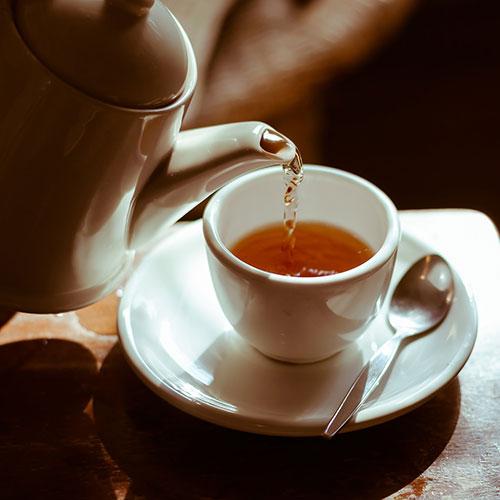Thé à la bergamote - Parfum bougie et fragrance cosmétique