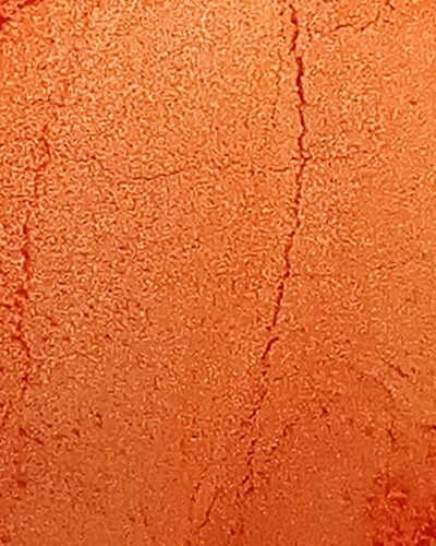 Mica orange électrique - Colorant naturel
