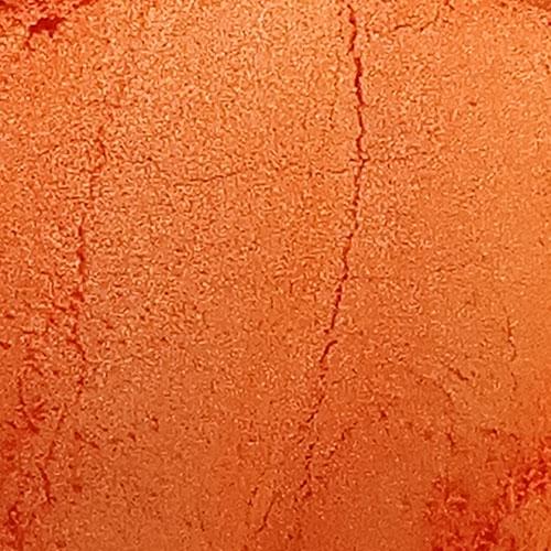 Mica orange électrique - Colorant naturel